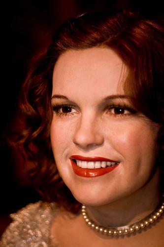 Judy Garland? or Hilar...