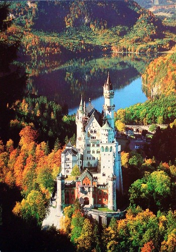 Germany ~ Neuschwanstein | by e r j k . a m e r j k a