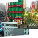 Carol em Shinjuku
