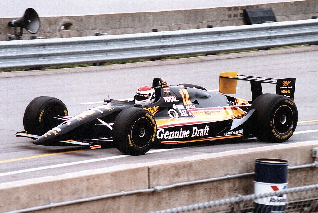 Bobby Rahal Rahal Hogan Racing 1992 Lola/Chevrolet   Flickr