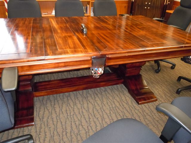 Peter Vitalie Pool TableConference Table Peter Vitalie Po Flickr - Pool table conference table