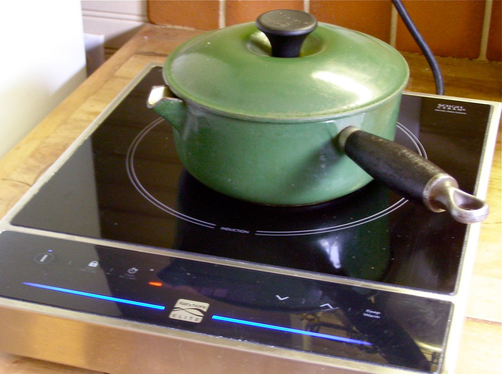 LeCreuset on the Induction Cooker | Perfect partners! This p… | Flickr