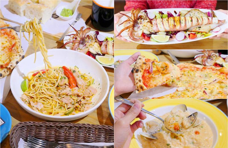 32168711044 24df2e2d07 c - 【熱血採訪】默爾義大利餐廳:漂亮歐風裝潢義式餐酒館 想吃義大利麵 燉飯 披薩 啤酒或焗烤通通有!