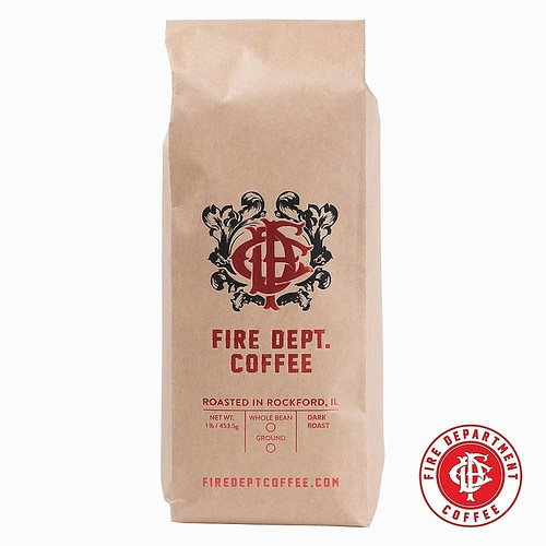 We Love The Incredibly Delicious Fire Department Coffee!