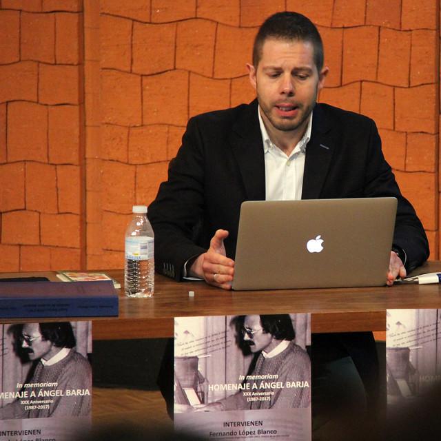 HOMENAJE A ÁNGEL BARJA - XXX ANIVERSARIO - SOFCAPLE - CONSERVATORIO DE LEÓN 18.2.17