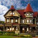 Oak Bluffs Mansion - Early Morning