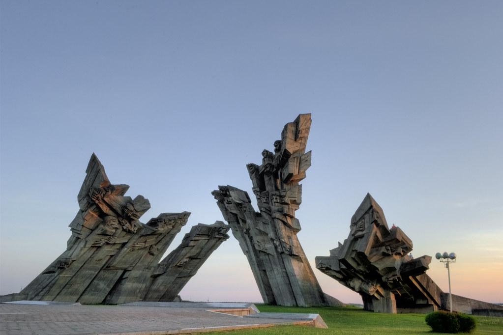 9 fortas| IX fortas | Fort IX | Kaunas, Lithuania