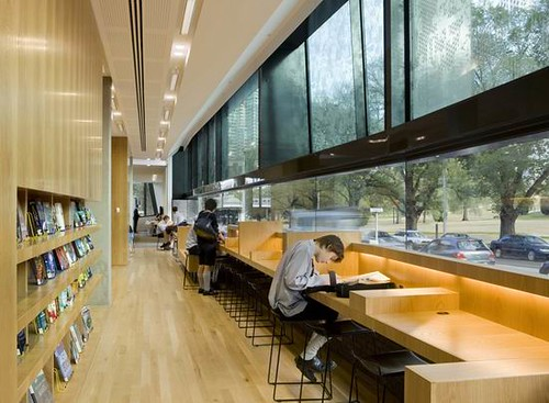 05 Melbourne Grammar School Library Interior Design Flickr