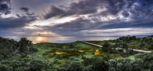 Pamlico Sound Panorama | by A. Strakey