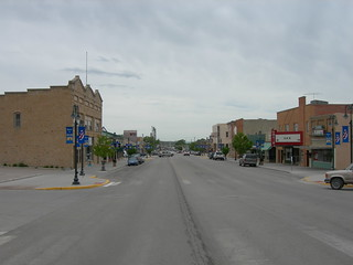 Downtown Newcastle Wyoming | by jimmywayne