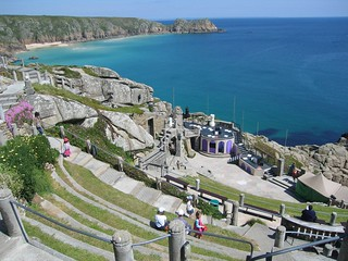Open Air Minack Theatre at Porthcurno West Cornwall Coast | by iknow-uk