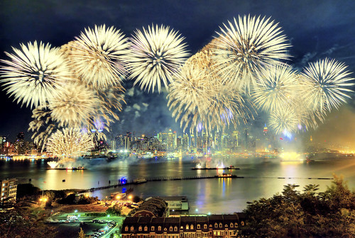 A Celebration on the Hudson (2009) | by Tony Shi Photos