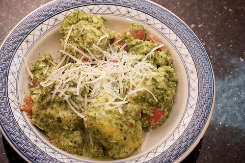 Gnocchi with Pesto | by Theory