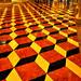 Floor By M C Escher