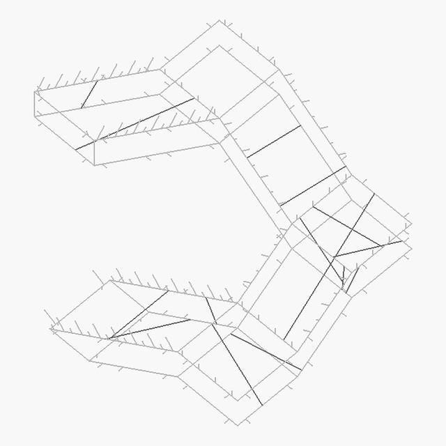 Caliper Studio Genetic Stair: This Animation Shows The Method By