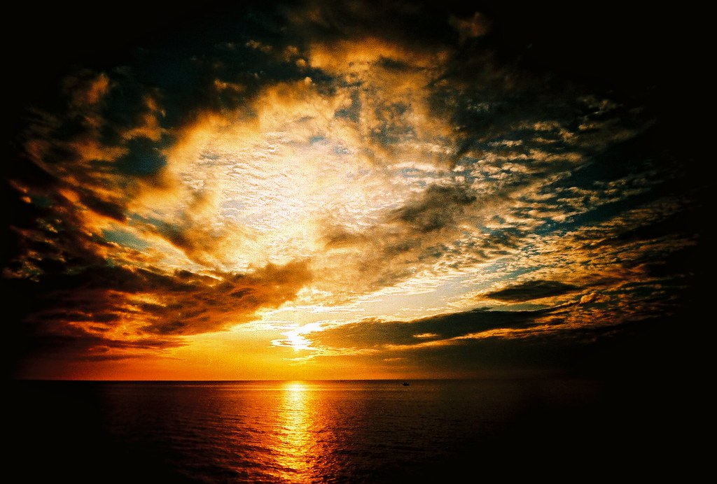 The glory of the sky |...