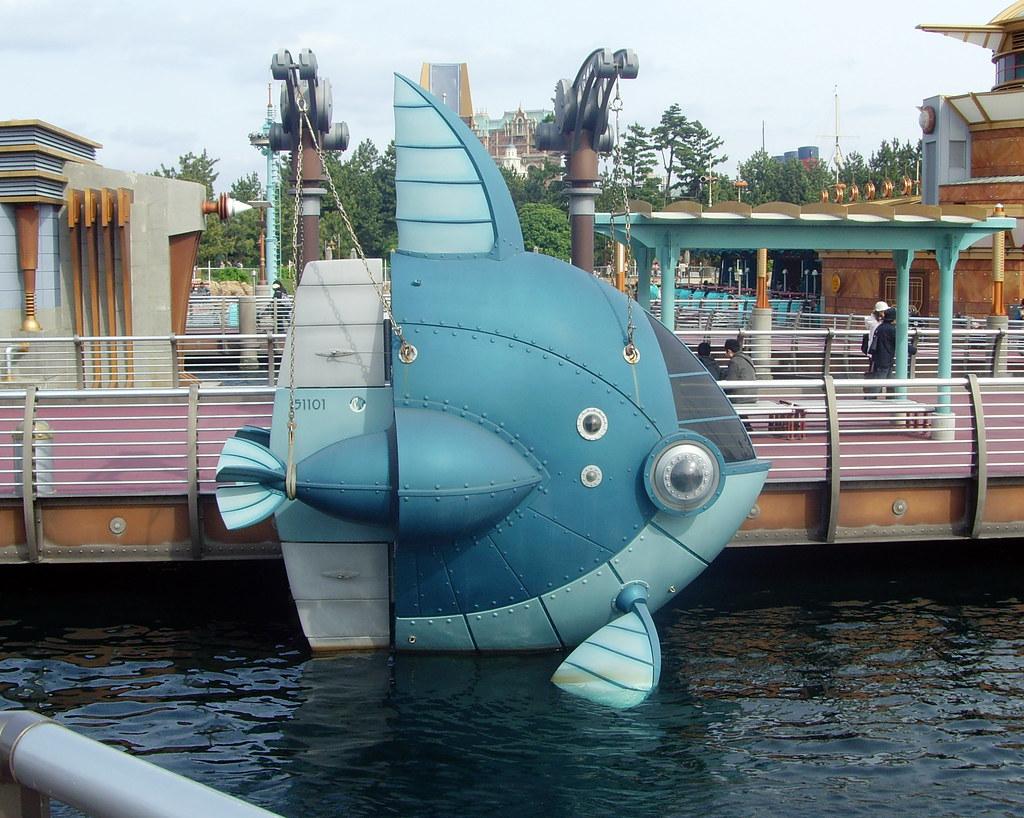 Image Gallery submarine fish