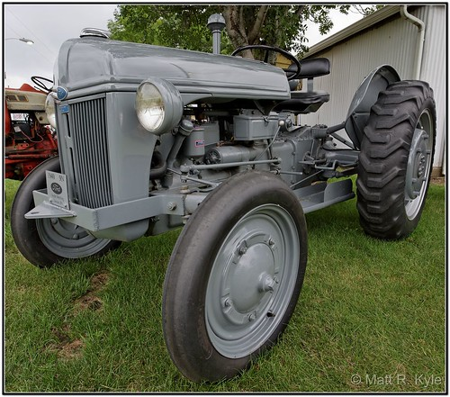 9n Ford Tractor For Sale: Maumee Valley Antique Steam & Gas