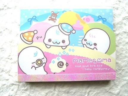 Cute anime seal