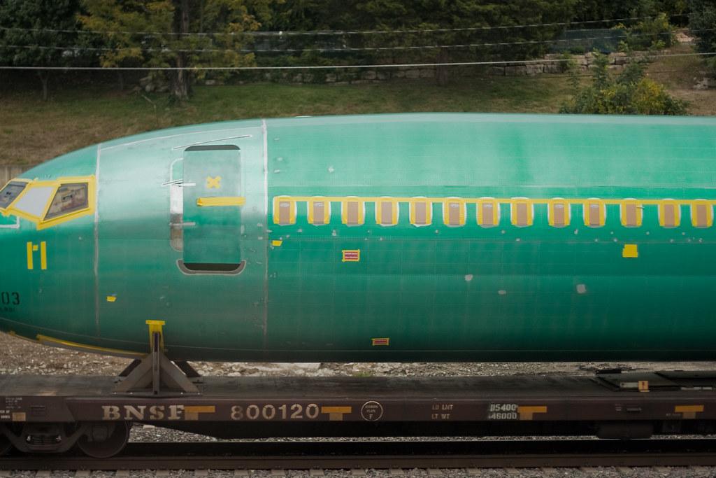Boeing Train Spirit Aerosystems Builds 737 Fuselages In
