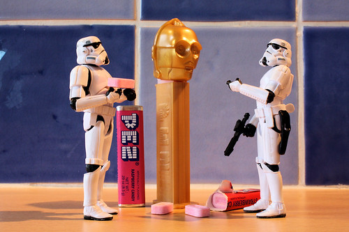 This is the Pez Dispenser we are looking for | by Stéfan