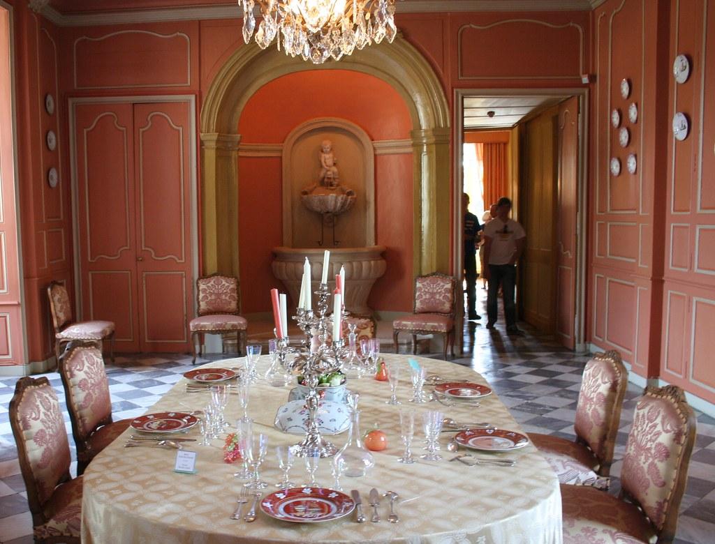Chateau De Villandry Sala Da Pranzo Benito Roveran Flickr #AB4420 1024 780 Sala Da Pranzo Girevole Di Nerone