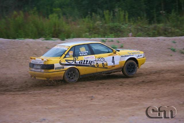 Audi 90 Quattro 20v Path Figl 1 Adac Rallye