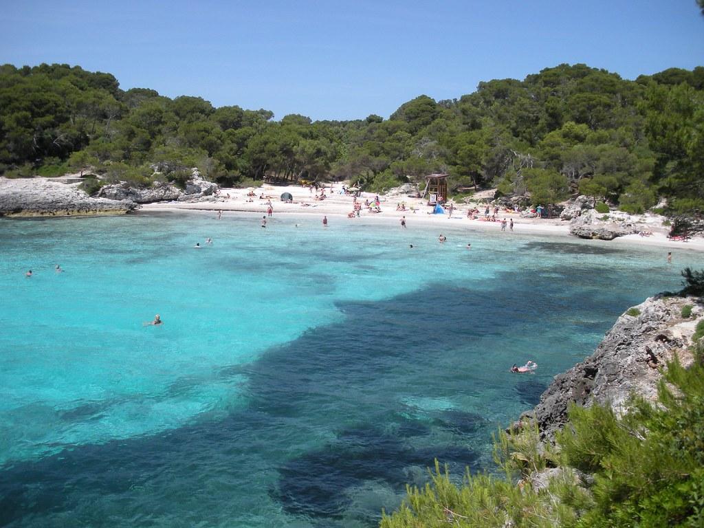 Menorca 2009 - Cala En Turqueta