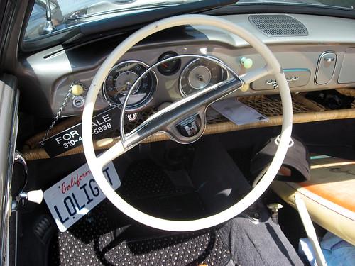 1958 Volkswagen Karmann Ghia cabriolet dash | Ate Up With Motor | Flickr