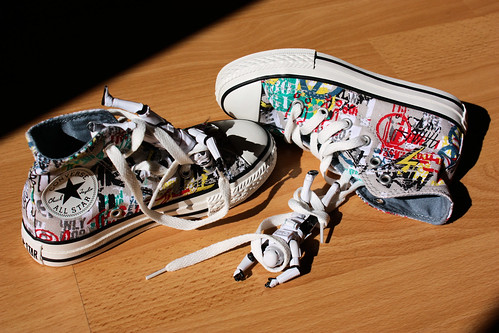 Converse 1 - Stormtroopers 0 | by DocChewbacca