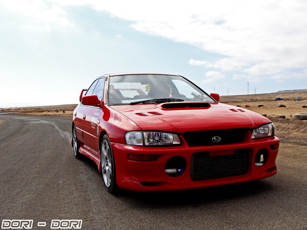 Subaru Impreza Wrx Sti Gc8 Evento Speed Summer Customs 2 Flickr