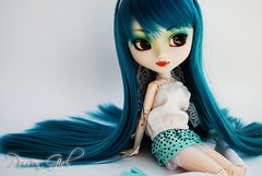 Aoi - Pullip Prunella | by -Poison Girl-