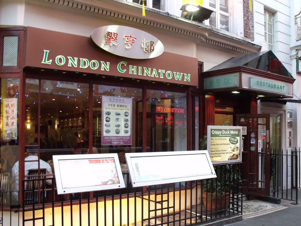 Speed dating london chinese buffet