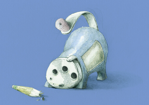 pencil sharpener | by (also) Matthew Cook