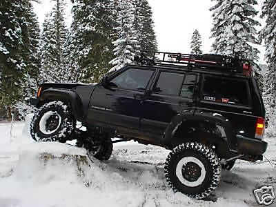 Jeep Cherokee Xj Black >> Cherokee 2001 Black Lifted Crazy XJ 1 | Charles Baldwin | Flickr