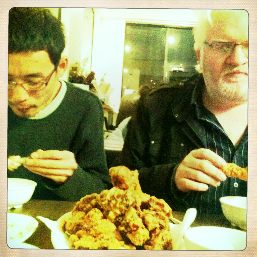 Korean Fried Chicken | andrew j. cosgriff | Flickr