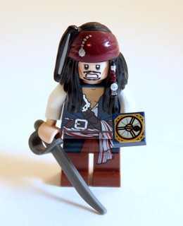 4192 - Captain Jack Sparrow | by fbtb
