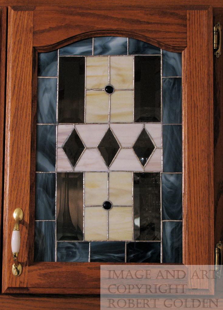 Stained Glass Cabinet Door Robertsworkshop Com Blog The