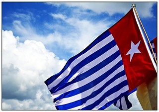 West Papua flag | by lussqueittt