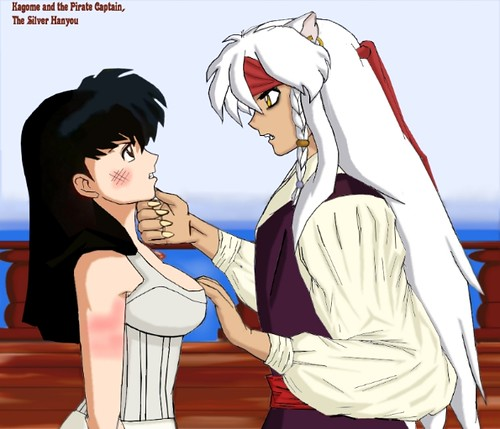 Inuyasha and Kagome | cool | vanessa labelle | Flickr