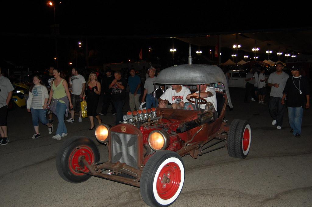 Cal Expo Car Show
