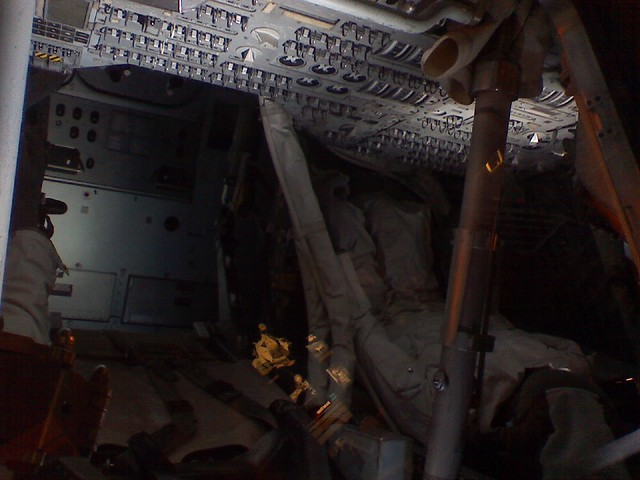 inside apollo capsule houston - photo #11