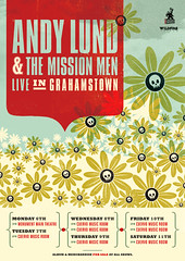 Andy Lund & The Mission Men - Live In Grahamstown | by Adam the Velcro Suit