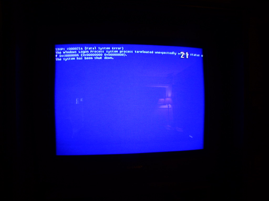 charter media s tv channel is the bsod i d never seen a ca flickr