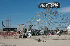 Deathguild Thunderdome at Burning Man 2009 | by mr. nightshade