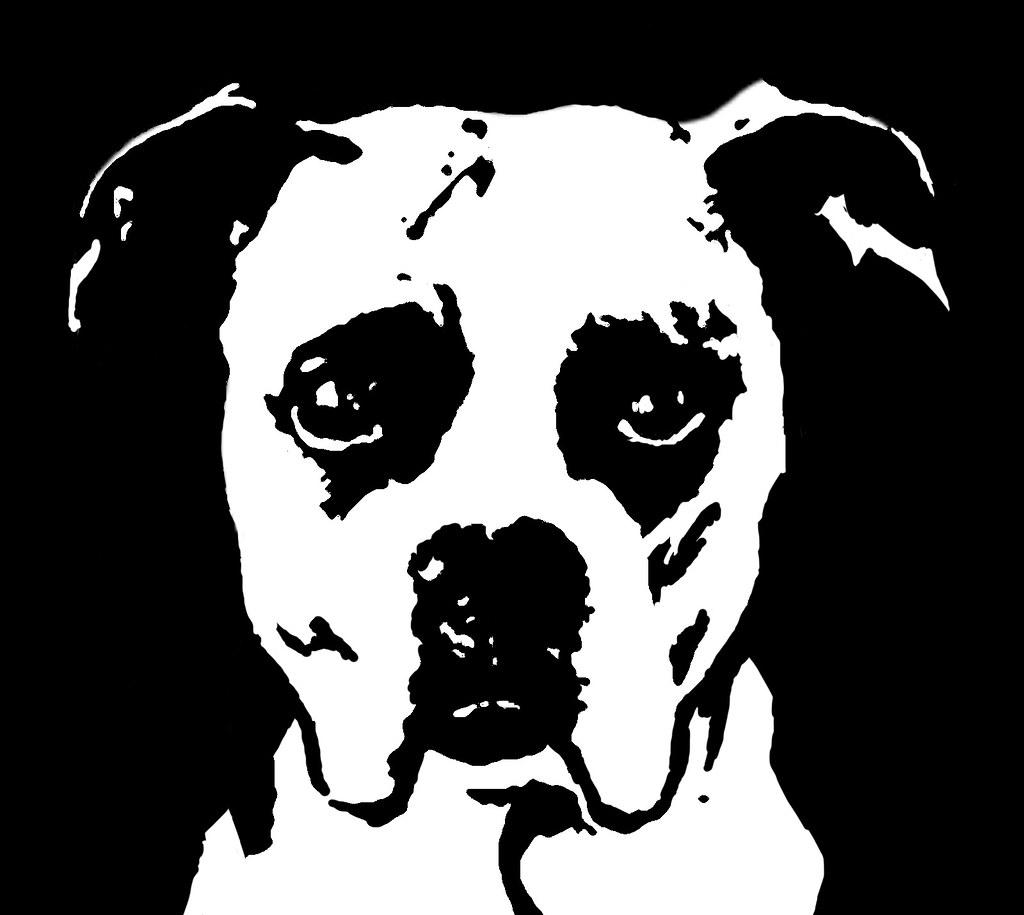 Free Boxer Dog Pumpkin Stencil