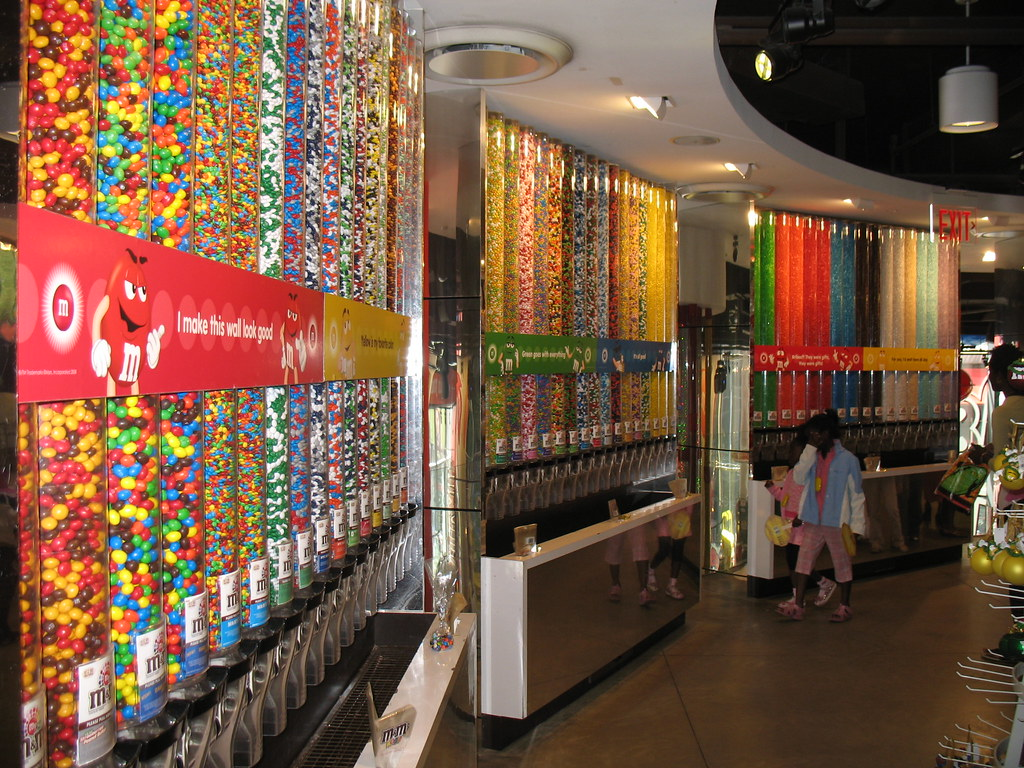 Jul 07,  · M&M'S World New York: An cheerful M&M merchandise store - See 3, traveler reviews, 2, candid photos, and great deals for New York City, NY, at TripAdvisor.3/5.