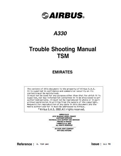 airbus a330 trouble shooting manual tsm cover airbus a33 flickr rh flickr com manual de airbus a380 manual de airbus a320