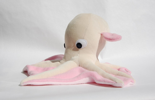 plush dumbo octopus right | by LaurenVenell