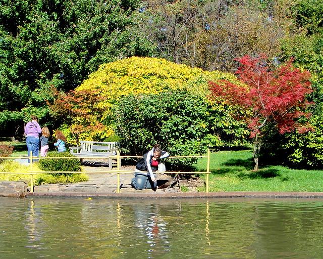 St Louis Botanical Garden 18oct09 Flickr Photo Sharing